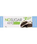 No Sugar Company Keto Bar Cookies & Cream