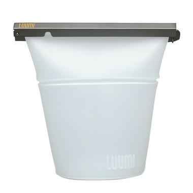 Luumi Unplastic Silicone Bowl Clear
