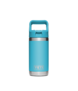 YETI Rambler Jr. Bottle Reef Blue