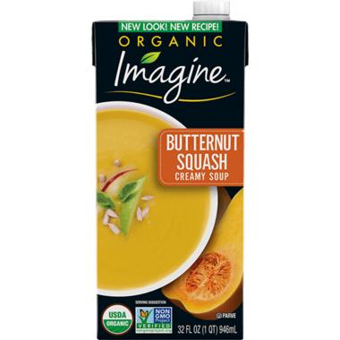 Imagine Foods Organic Creamy Butternut Squash Soup