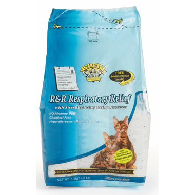 Dr. Elsey\'s Precious Cat Respiratory Relief Silica Gel Litter