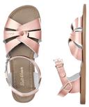 Salt Water Sandals The Original Children's Sandal Rose Gold