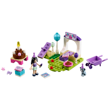 LEGO Juniors Emma\'s Pet Party