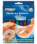 Prang Conical Tip Washable Markers