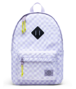 Parkland Bayside Backpack Checker Orchid
