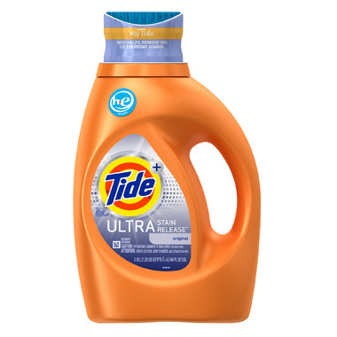 Tide Ultra Stain Release High Efficiency Laundry Detergent