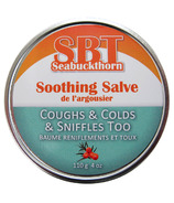 SBT Seabuckthorn Coughs & Colds & Sniffles Too Soothing Salve