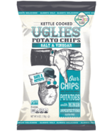 UGLIES Salt & Vinegar Kettle Cooked Potato Chips