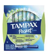 Tampax Pocket Pearl Tampons Super