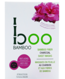 Boo Bamboo Sheet Mask Anti Aging 3 Pack