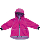 Calikids Nylon Waterproof Shell Jacket Pink