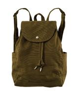 Baggu Drawstring Backpack Kelp