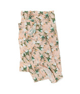 Loulou Lollipop Blushing Protea Swaddle