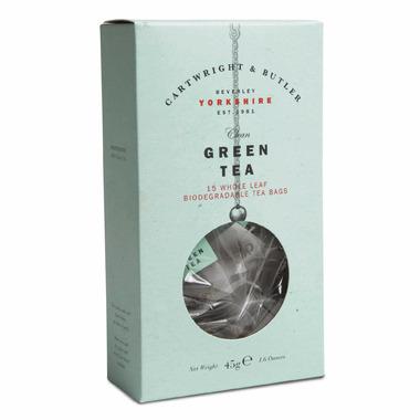 Cartwright & Butler Green Tea
