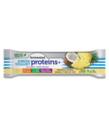 Genuine Health Fermented Greek Yogurt Proteins+ Bars Pineapple Coconut