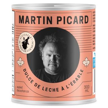 Au Pied De Cochon Maple Dulce De Leche