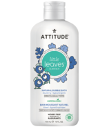 ATTITUDE Little Leaves Bubble Bath Blueberry