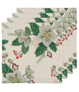 Now Designs Napkins Winterblossom