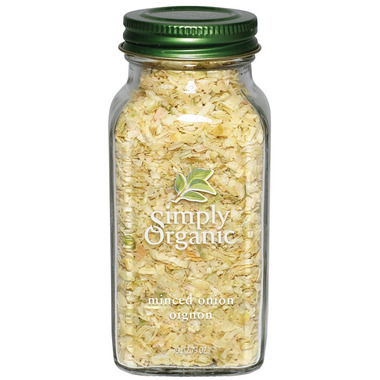 Simply Organic Minced Onion