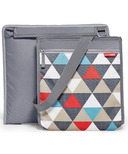 Skip Hop Central Park Outdoor Blanket & Cooler Bag