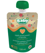 Baby Gourmet Apple Sweet Potato Berry Organic Baby Food