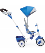 Little Tikes Perfect Fit 4-in-1 Trike Blue