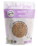 Second Spring Organic Sprouted Hulless Oats