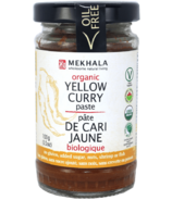 Mekhala Organic Thai Yellow Curry Paste