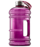 The Big Bottle Co Plum Gloss 2.2L Water Bottle