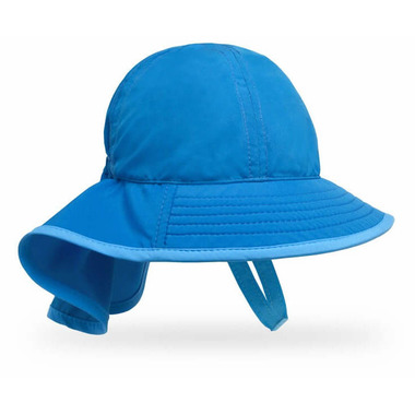 Sunday Afternoon Infant Sunsprout Hat Electric Blue