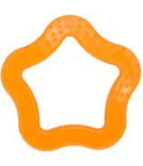 bioserie Toys Star Teether Orange