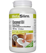 Webber Naturals MetaSlim Extra Virgin Coconut Oil