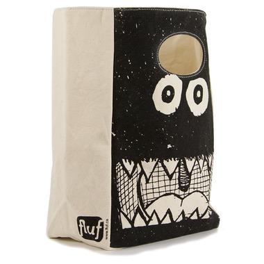 Fluf Big Mouth Organic Lunch Bag