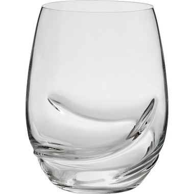 Trudeau Oxygen Stemless Wine Glasses