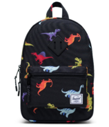Herschel Supply Heritage Kids Backpack Dinosaurs Black