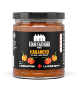 Four Fathers Food Co. Sauce piquante Habanero