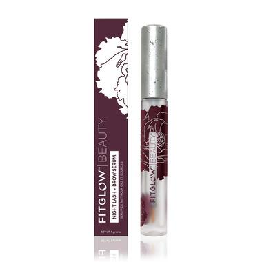 Fitglow Beauty Night Lash + Brow Serum
