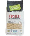 GoGo Quinoa Organic Rice & Quinoa Fusilli