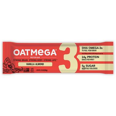 Oatmega Protein Bar Vanilla Almond