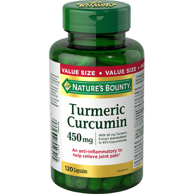 Nature\'s Bounty Turmeric Curcumin Value Pack