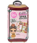 L.O.L. Surprise Style Suitcase Boss Queen