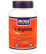 NOW Foods L-Arginine 500 mg