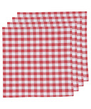 Now Designs Red Gingham Napkins