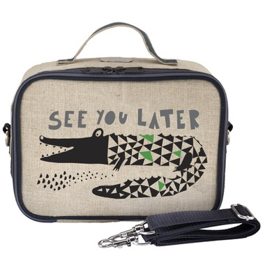 SoYoung x Wee Gallery Alligator Lunchbox