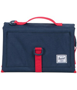 Herschel Supply Sprout Change Mat Navy & Red