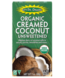 Let's Do...Organic Unsweetened Creamed Coconut