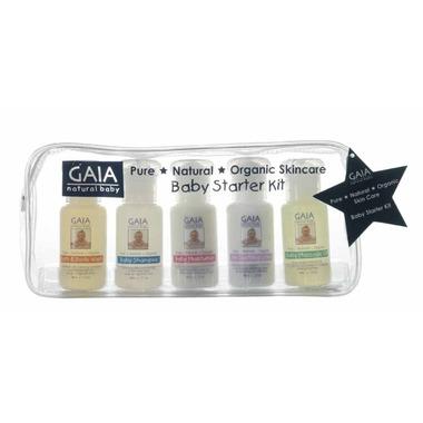 Gaia Natural Baby Starter Kit