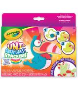 Crayola Uni-Creatures Stackers