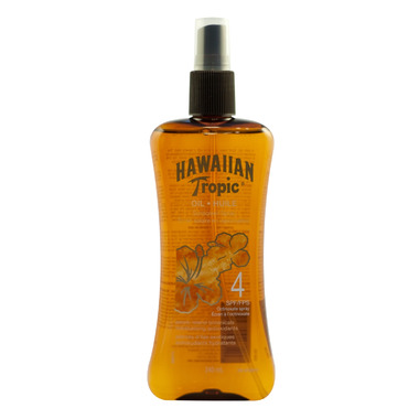 Hawaiian Tropic Oil Sunscreen Spray