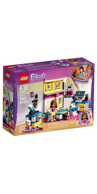 Buy Lego Friends Olivia S Deluxe Bedroom From Canada At Well Ca Free Shipping